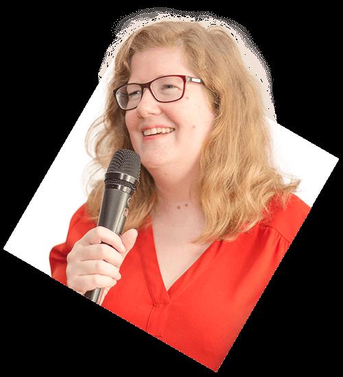 Amandine PILLOT - fondatrice d'Atout-caP - Portrait